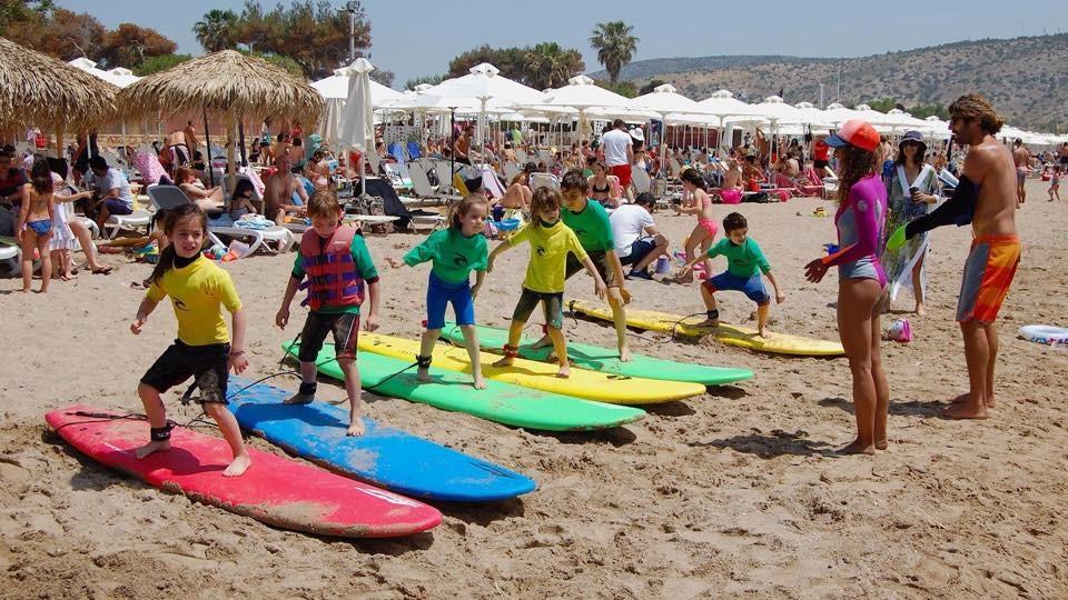 Yasurfaki Rip Curl Grom Surfing Day1
