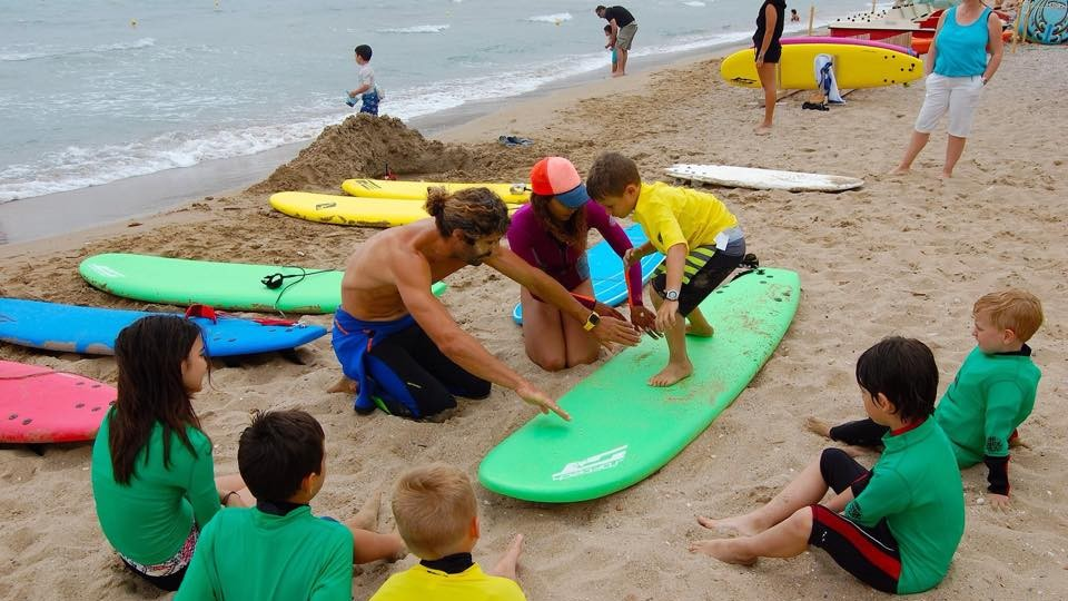 Yasurfaki Rip Curl Grom Surfing Day2