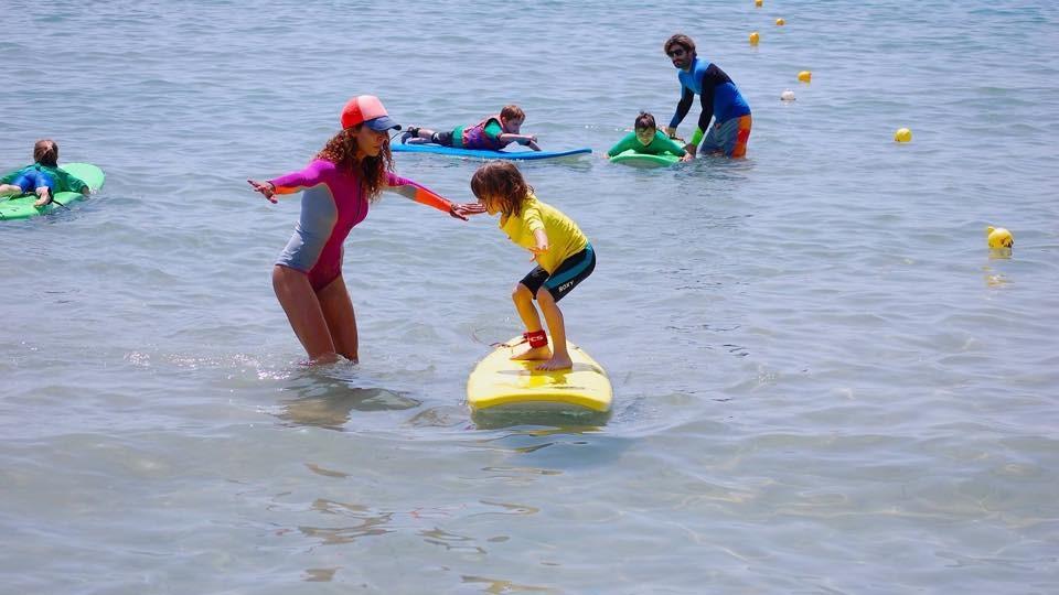 Yasurfaki Rip Curl Grom Surfing Day4